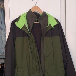 NorthFace snow jacket